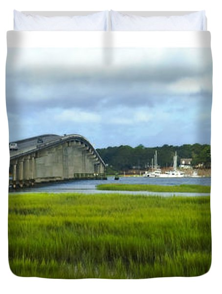 Mcteer Bridge Duvet Cover
