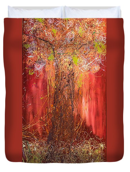 Me Tree Duvet Cover