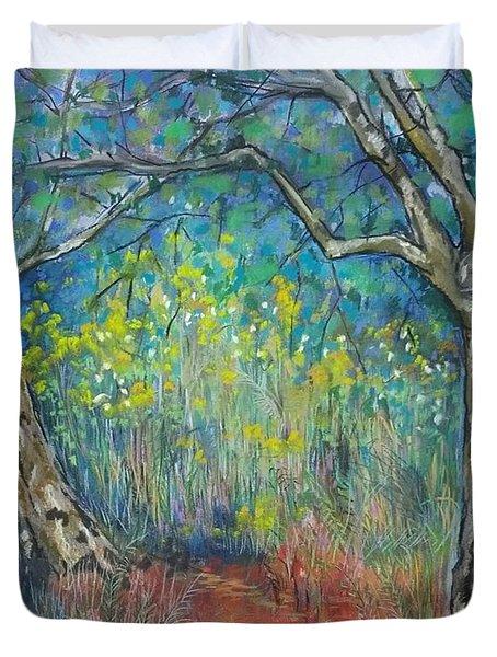 Meadow Dream Duvet Cover