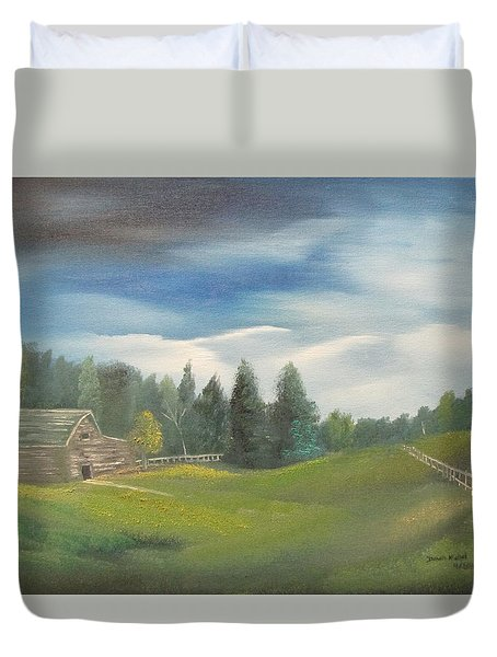 Meadow Dreams Duvet Cover