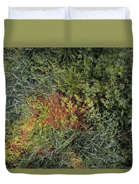 Meadow Floor Duvet Cover