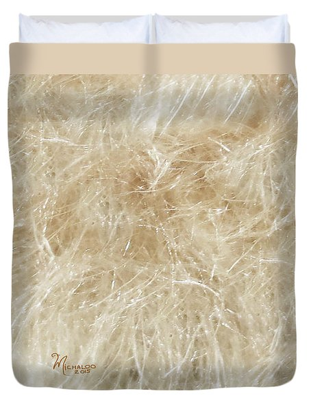 Meadow Fluff Duvet Cover
