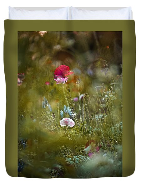 Meadow Magic Duvet Cover