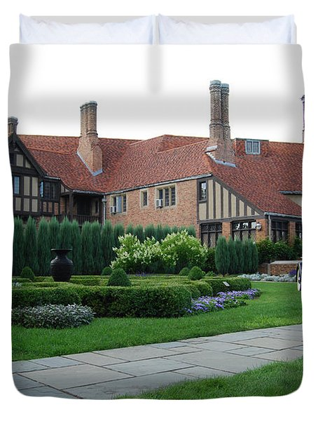 Meadowbrook Hall Duvet Cover