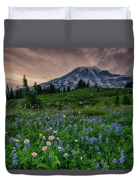 Meadows Of Heaven Duvet Cover