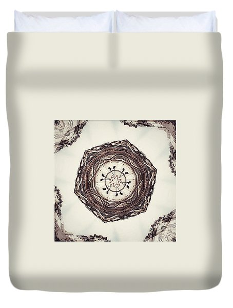 Meanwhile In Lisbon Duvet Cover by Jorge Ferreira
