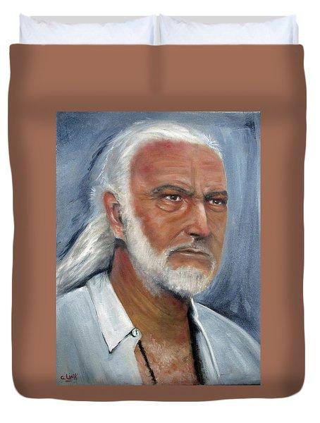 Medicine Man  Duvet Cover