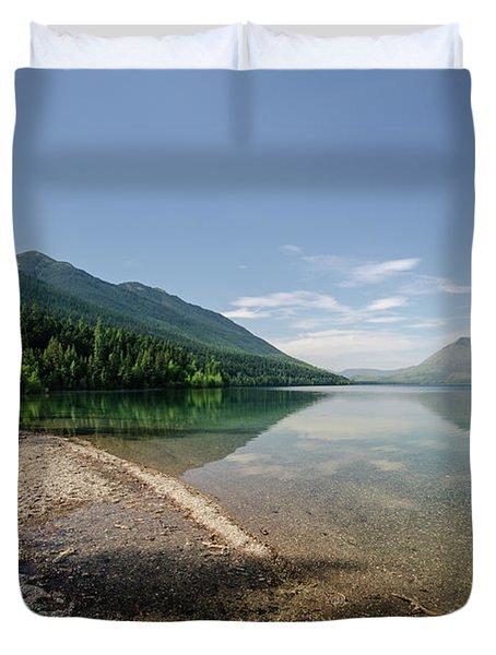 Meditative Mood Duvet Cover