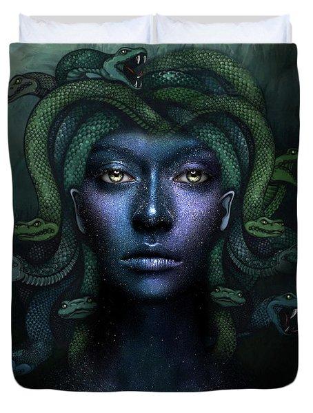Medusa 005 Duvet Cover