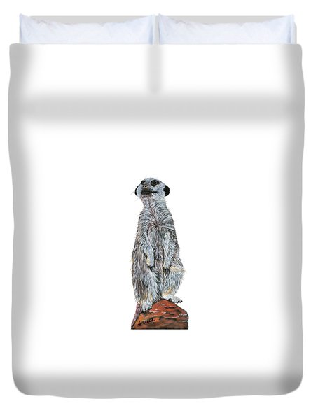 Meer Curiosity Custom Duvet Cover
