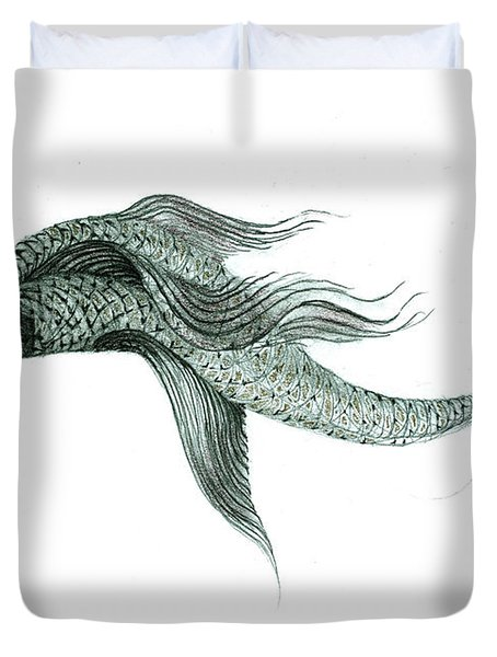 Megic Fish 1 Duvet Cover