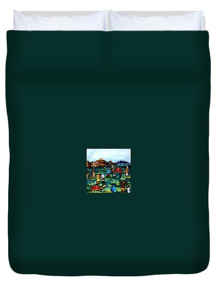 Mela - Carnival Duvet Cover