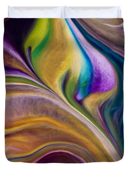 Melancholy Duvet Cover