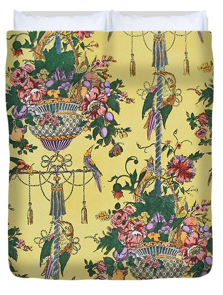 Melbury Hall Duvet Cover by Harry Wearne