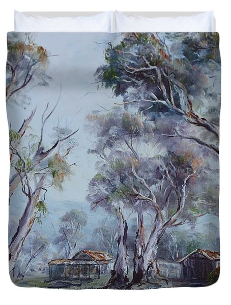 Melrose, South Australia Duvet Cover