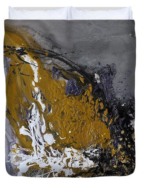 Meltdown 1 Duvet Cover