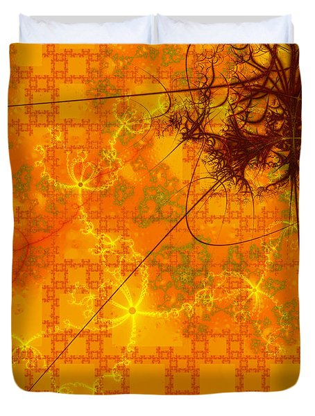 Memories Of Another Time II Duvet Cover