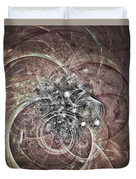 Memory Remains Duvet Cover