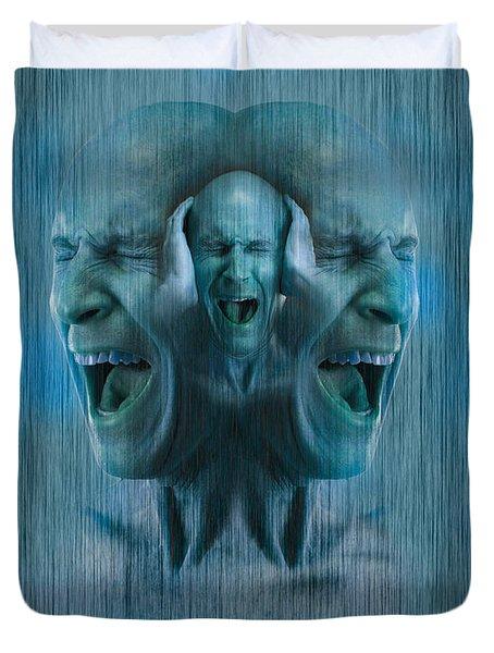 Mental Illness Duvet Cover
