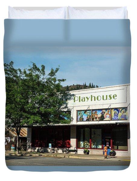 Merc Playhouse In Twisp Duvet Cover
