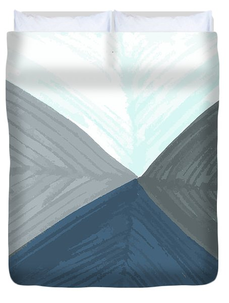 Merge Duvet Cover