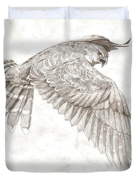 Merlin Duvet Cover