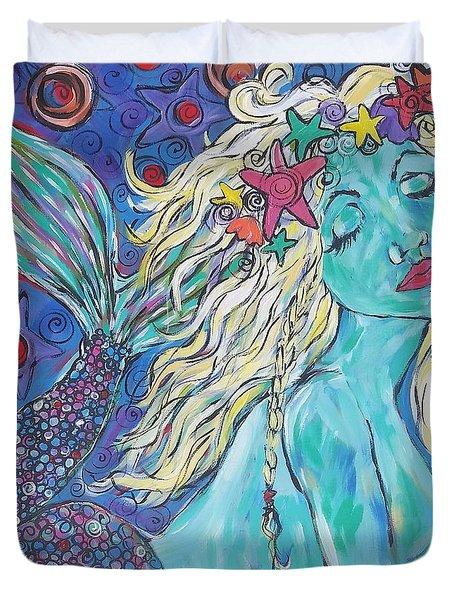 Mermaid Dream #2 Duvet Cover