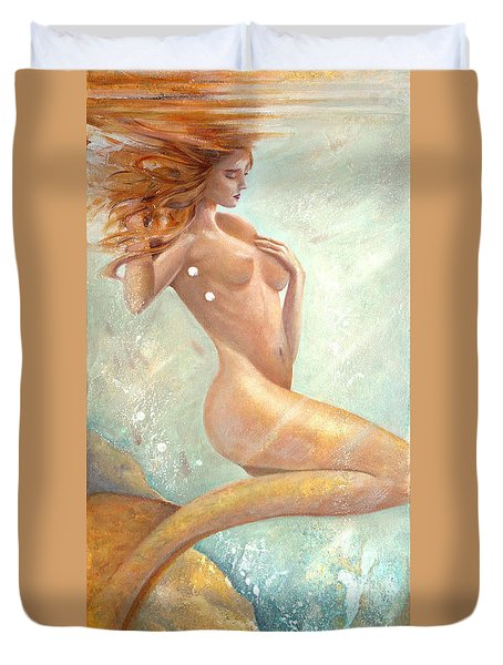 Mermaid Dream Duvet Cover