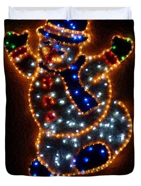 Merry Christmas Duvet Cover