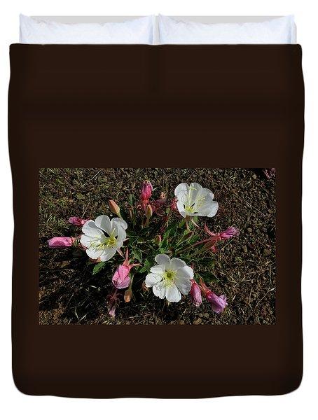 Mesa Blooms Duvet Cover