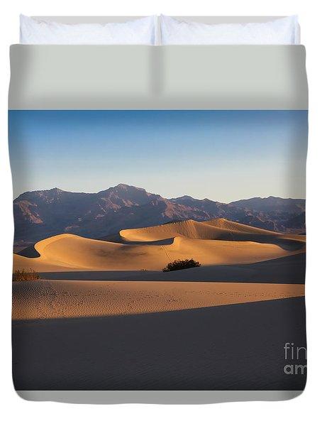 Mesquite Dunes Duvet Cover