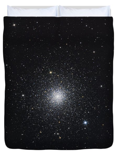 Messier 3, A Globular Cluster Duvet Cover by Roth Ritter