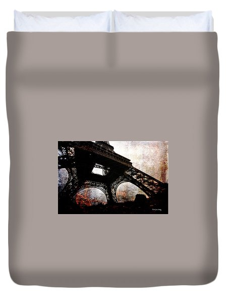 Metal Beauty Duvet Cover