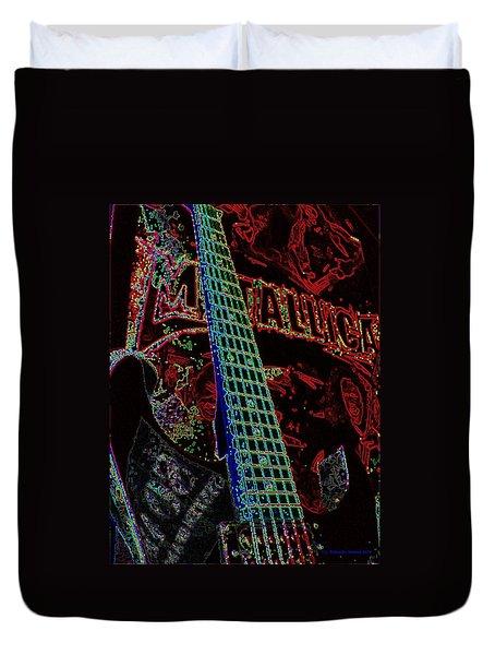 Metallica Duvet Cover