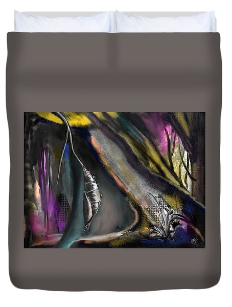 Metamorphose Duvet Cover