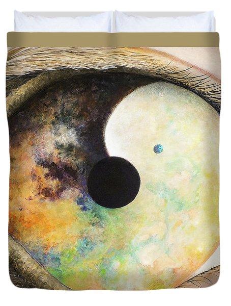 Metamorphosis Duvet Cover