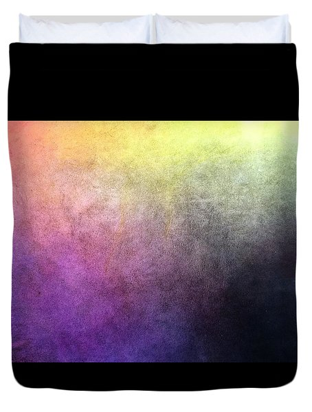 Metaphysics Ll Duvet Cover by Carrie Maurer
