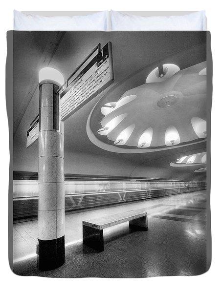 Metro #1591 Duvet Cover