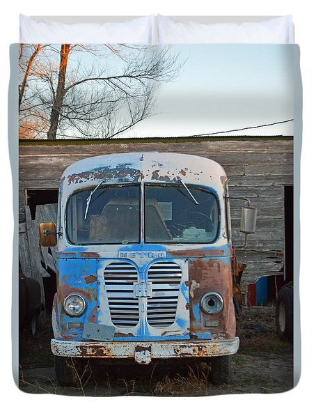 Metro International Harvester Duvet Cover
