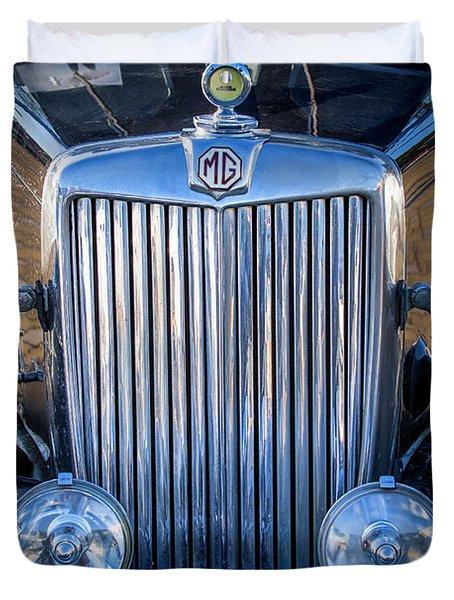 Mg Cars 003 Duvet Cover