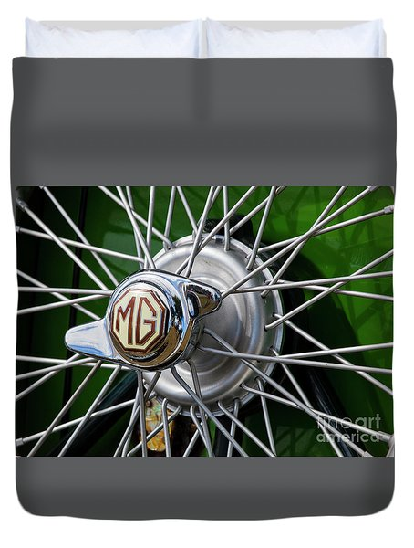 Mg Hub Duvet Cover