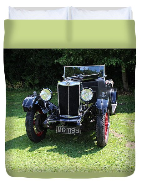 Mg Ta Duvet Cover