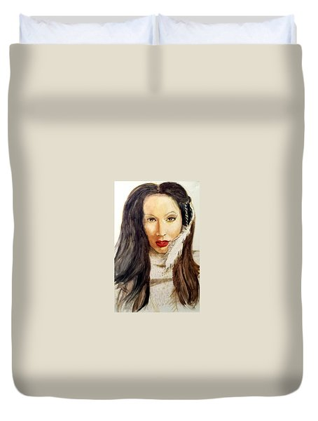 Michal Duvet Cover