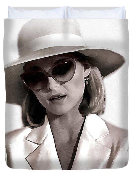 Michelle Pfeiffer Duvet Cover