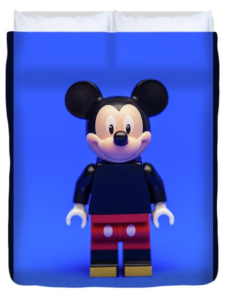 Mickey Mouse Duvet Cover
