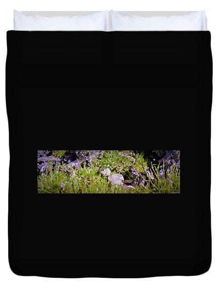 Microgarden Duvet Cover