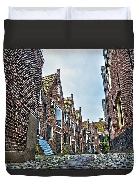 Middelburg Alley Duvet Cover