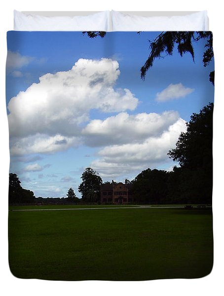 Middleton Place Duvet Cover