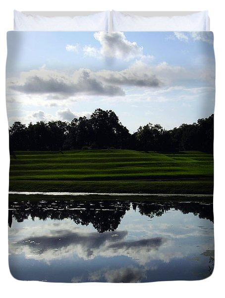 Middleton Place II Duvet Cover by Flavia Westerwelle