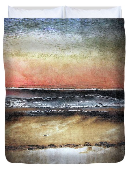 Midnight Sands Gloucester Duvet Cover